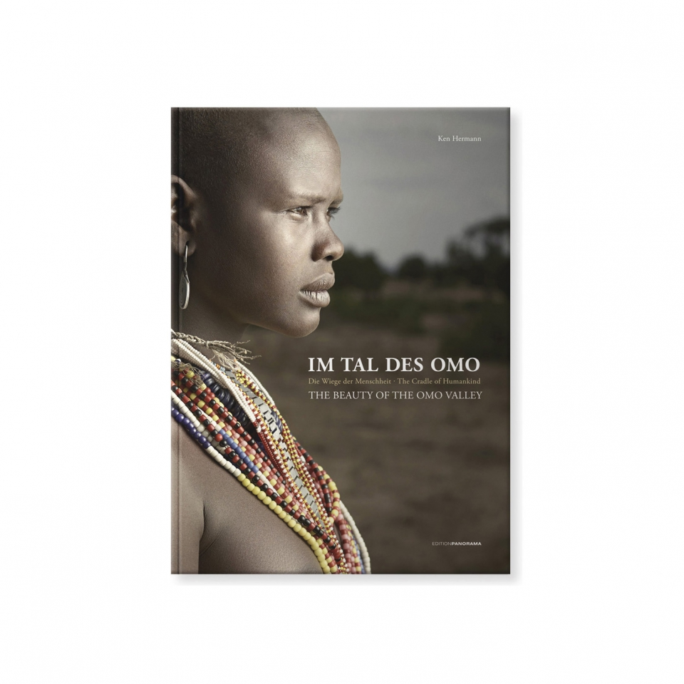 THE BEAUTY OF THE OMO VALLY BOOK
