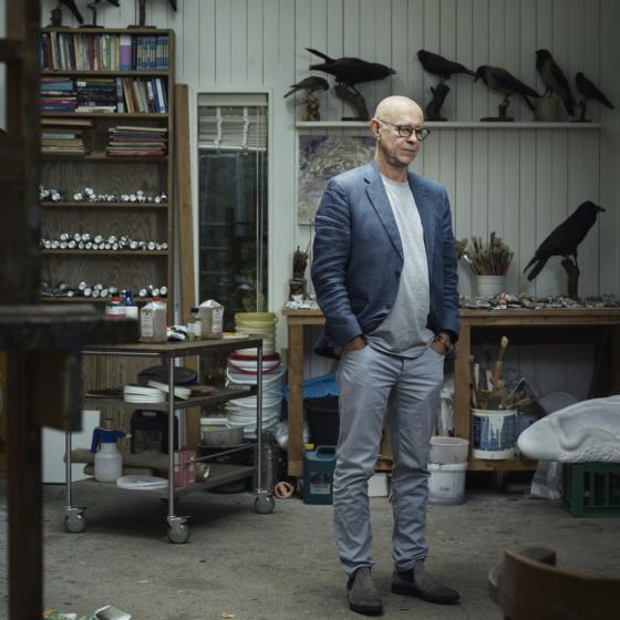 Michael Kvium // artist