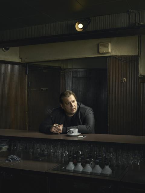 Nicolas Bro // actor