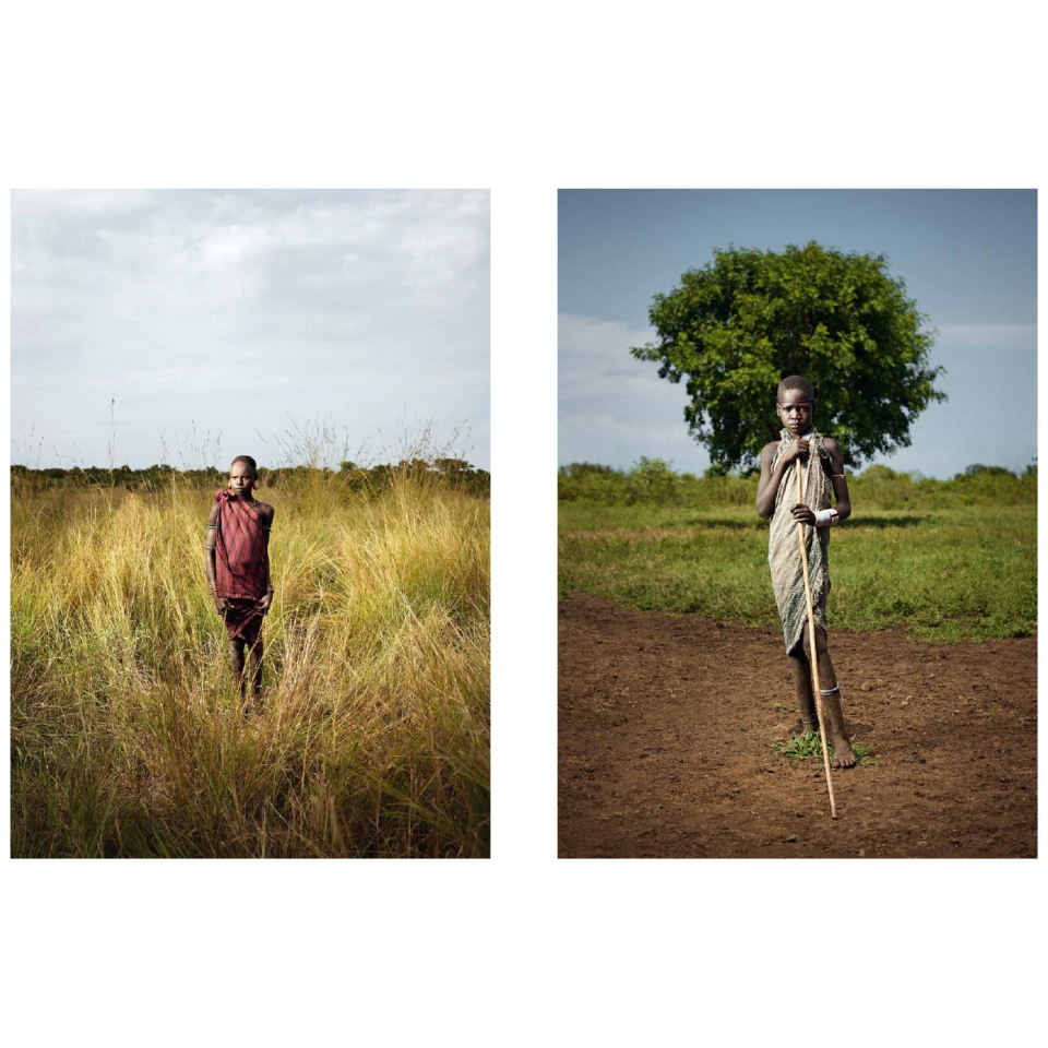 The beauty of the Omo Valley
