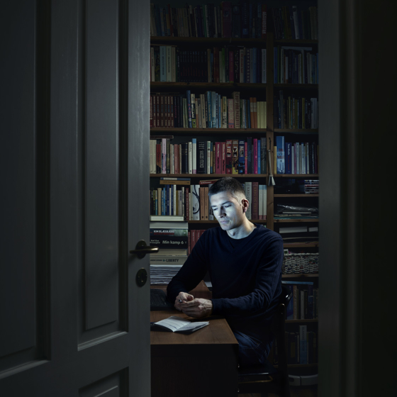 Kim Blæsbjerg // author