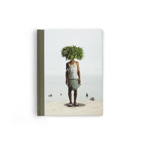 Flower Man Book