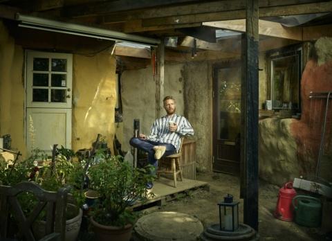 Martin Burlund // Off Gridder