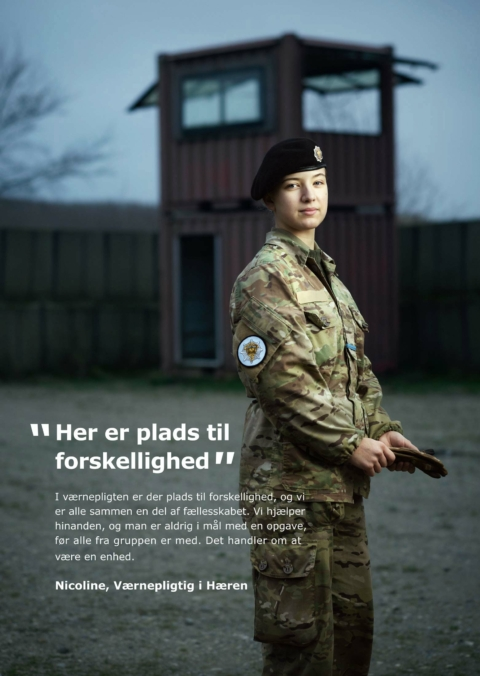 The Danish Armed Forces